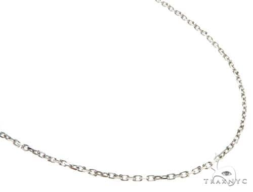 14KW Cable Chain 18 Inches 1mm 3.5 Grams 58459 Gold