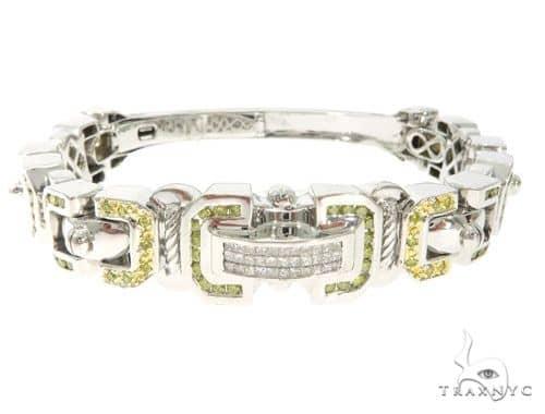 Invisible Diamond Bracelet 58554 Diamond