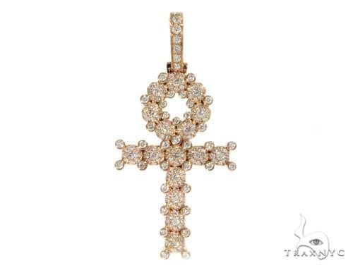 Prong Diamond Cross 58601 Diamond