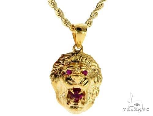 Traxnyc ruby lion pendant and rope chain set 61556 mens style yellow mens diamond jewelry mens pendants style traxnyc ruby lion pendant and rope chain set 61556 mozeypictures Choice Image