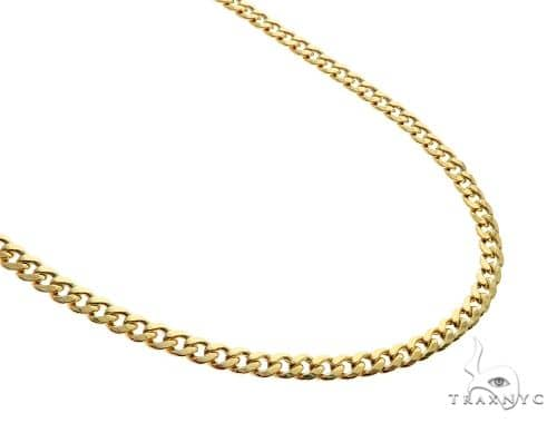 TraxNYC's Best Buy Cuban Link Chain 22 Inches 5mm 10.3 Grams Gold