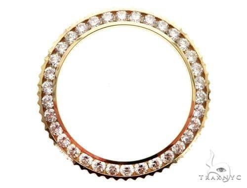 40mm Submariner/GMT Rolex Diamond Bezel 62522 Diamond Rolex Watch Collection