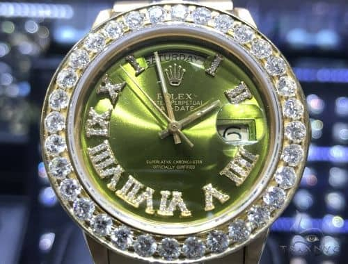 Channel Diamond Rolex Watch Collection 63866 Diamond Rolex Watch Collection