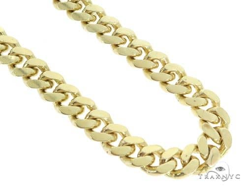 1 0f 1 Blowout Sale - 10K Yellow Gold Miami Cuban Link Chain 26 Inches 12mm 233.60 Grams 63884 Gold
