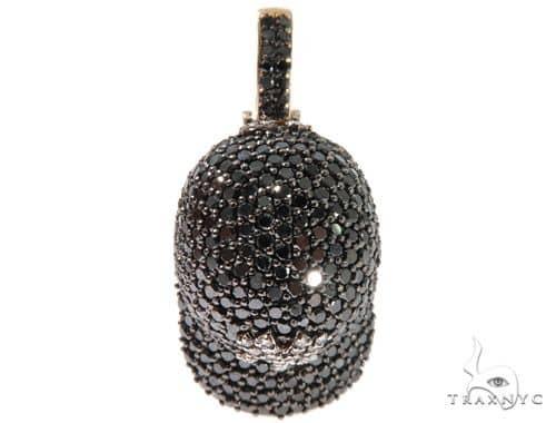 Custom diamond pendant baseball cap mens metal yellow gold 14k round mens diamond jewelry mens pendants metal custom diamond pendant baseball cap aloadofball Image collections