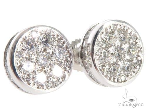 Custom Diamond Earrings 64031