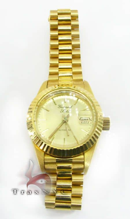 Gerard Gold Watch 3 Special Watches