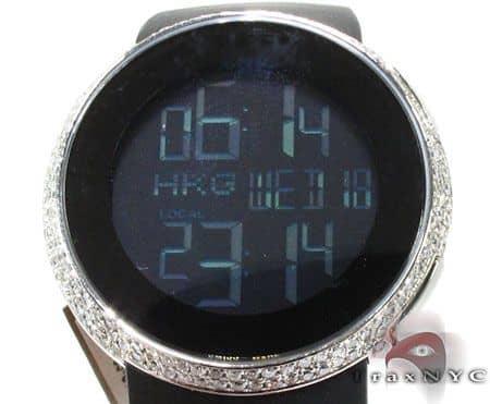 Ladies Black Gucci Watch 2 Gucci