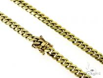 Miami Cuban 14K Gold Chain 26 Inches 5.5mm 63.1 Grams 56556 Gold